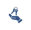 key-hand-icon